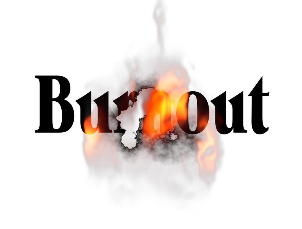Anzeichen für einen Burnout