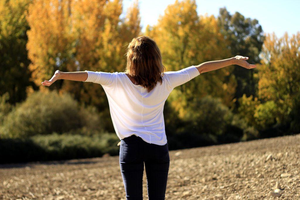 weniger Stress bedeudet mehr Energie und mehr Lebensfreude